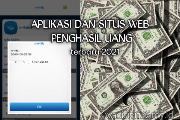 8 Aplikasi dan situs web penghasil uang terbukti membayar terbaru 2021