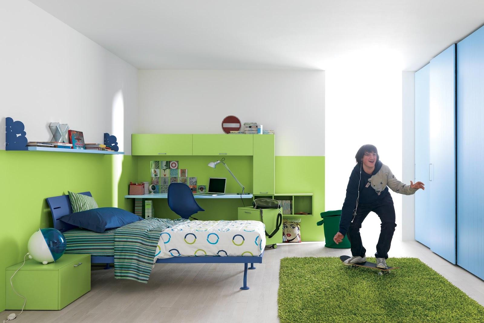 Baby rooms catalog - Camere da letto per teenager ...