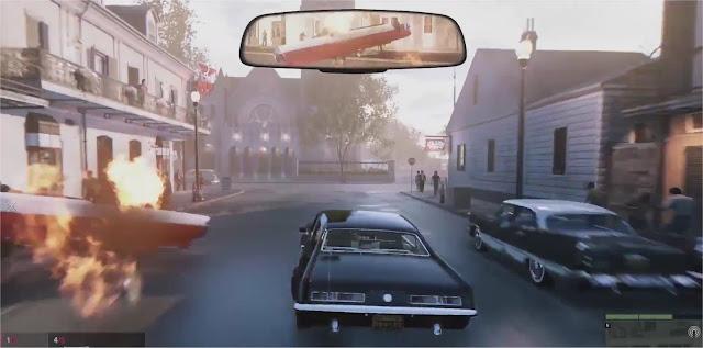 Mafia 3 Race