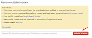 गूगल से वेबसाइट के Old URL को Delete कैसे करे