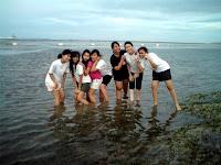 pantai tanjung benoa,permainan water sport