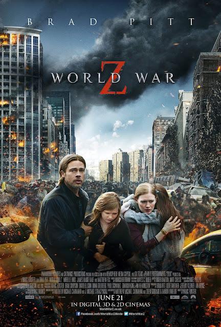 Nonton Film Movie World War Z (2013) Bluray Subtitle ...