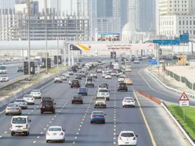 Coronavirus Dubai to Sharjah Movement Restriction