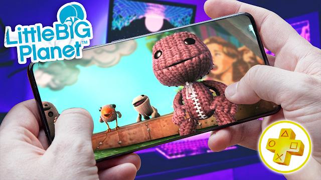 LittleBigPlanet Para Android (Configuraciones) [ROM PSP]