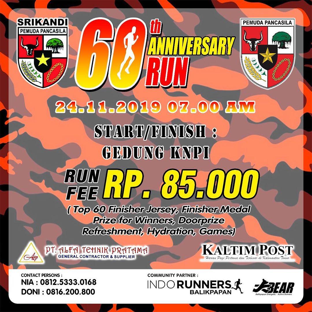 SPP - 60th Anniversary Run • 2019