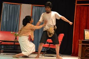 contoh teks drama tentang anak durhaka