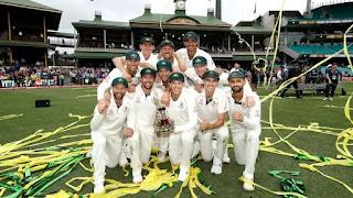 New Zealand tour of Australia 3-Match Test Series 2019/20