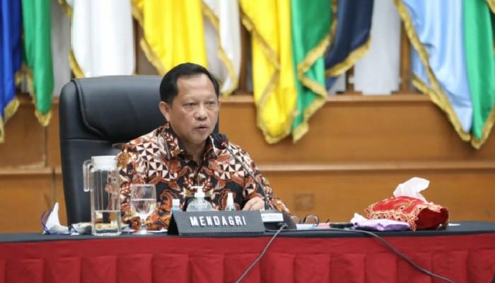 Tito Minta Pemda Responsif Soal Penyesuaian APBD