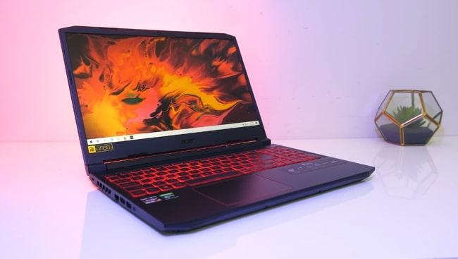 Acer Nitro 5 AN515 gaming laptop