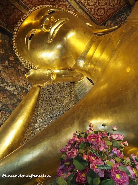 Wat Pho, Templo del Buddha Reclinado (Bangkok)