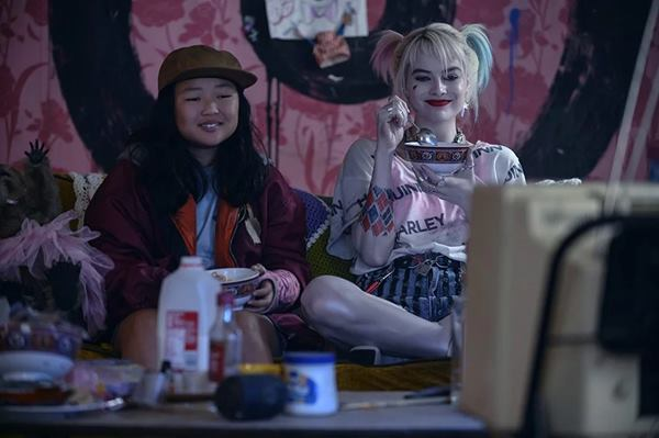 review film birds of prey and the fastabulous emancipation of one Harley Quinn