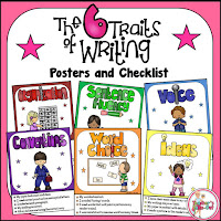 6 Traits Writing Posters
