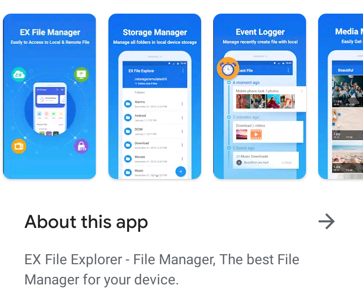 Backup android apps 2020