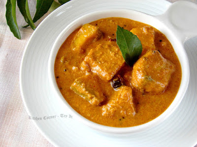 Meen Manga Curry
