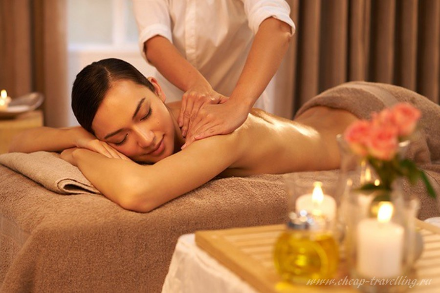 oil массаж