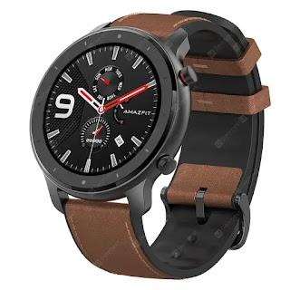 Promoção de Smartwatches na GearBest