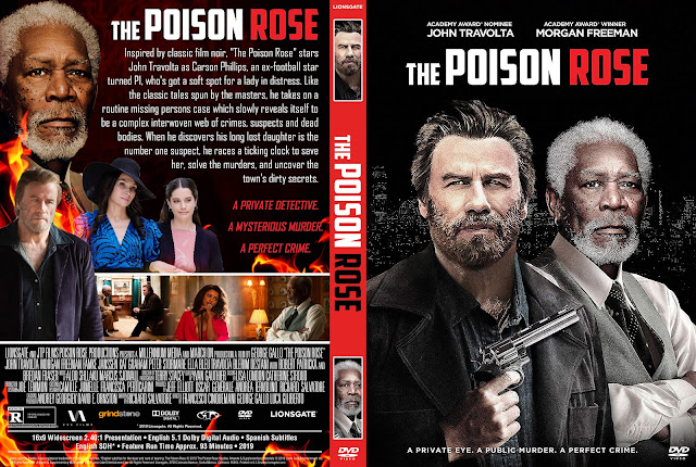 The Poison Rose DVD Cover