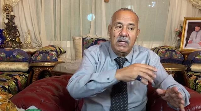 """جديد قناة """"خراز"""" الرسمية عندما كان رئيسا للفرقة القضائية ..lkharazz abdelkader 2021"""