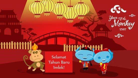 Gambar Selamat Tahun Baru Cina