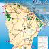 Mapa do turismo do Ceará cresce e estado chega a 74 municípios com potencial turístico