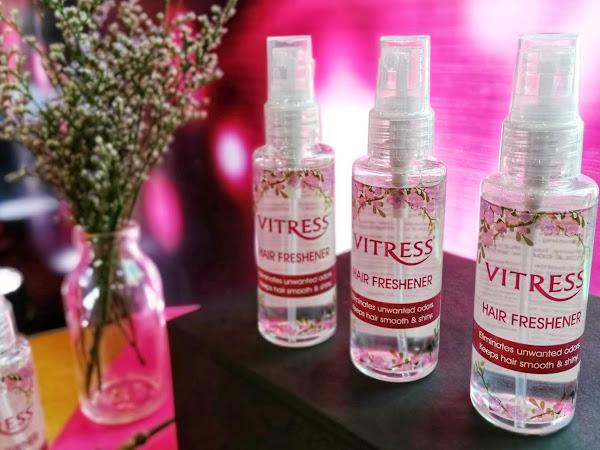 Vitress Hair Freshener: Shiny Fresh Hair
