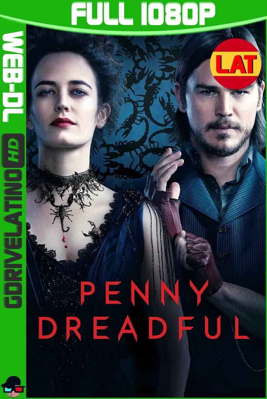 Penny Dreadful (2014) Temporada 1 AMZN WEB-DL 1080p Latino-Inglés MKV