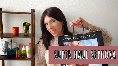 El vídeo de los domingos: (SUPER) Haul de Sephora