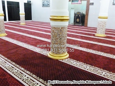 Pusat Karpet Masjid, Karpet Persia, Karpet Masjid Minimalis