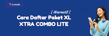 Cara Daftar Paket Xtra Combo Lite XL Alternatif untuk Semua Kartu