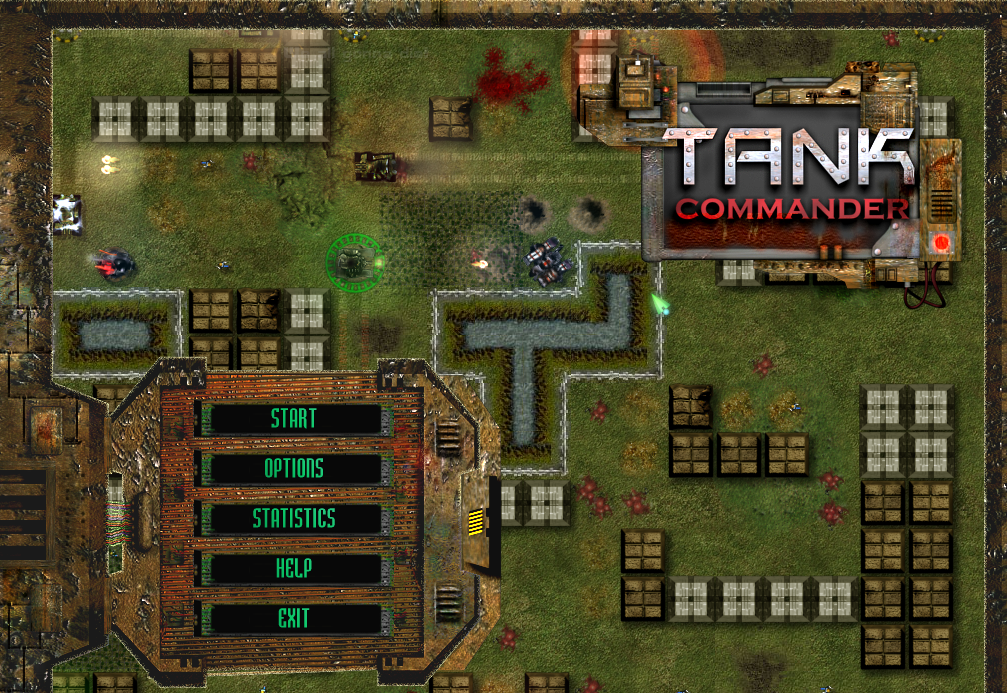 download game tank commander