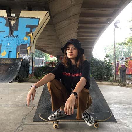 Salsalah Main Skateboard