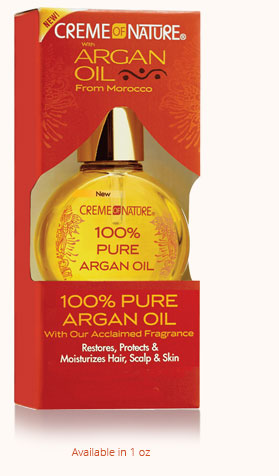 Cream of nature 100% pure argan oil