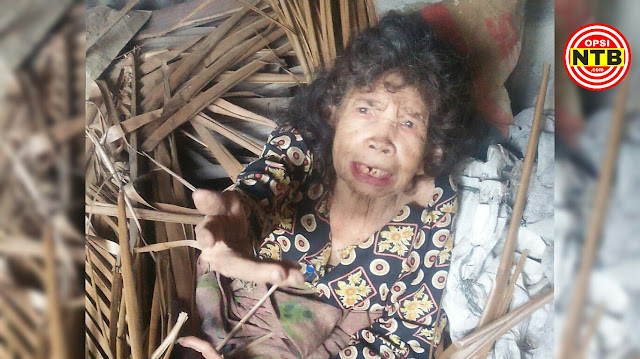 Hidup Sebatang Kara, Nenek Ajariah Menanti Uluran Tangan Dermawan