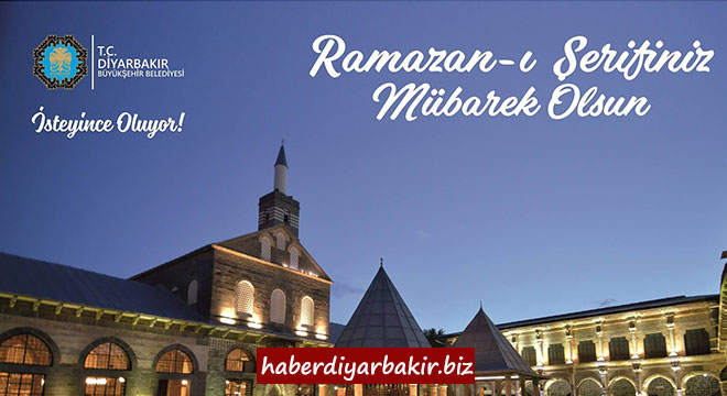 Büyükşehir Belediyesi, Diyarbakır'da 6 iftar çadırı kuracak