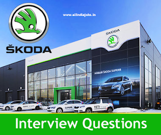 Skoda Interview Questions