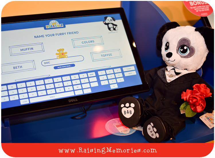 Build A Bear names for Birth Certificate
