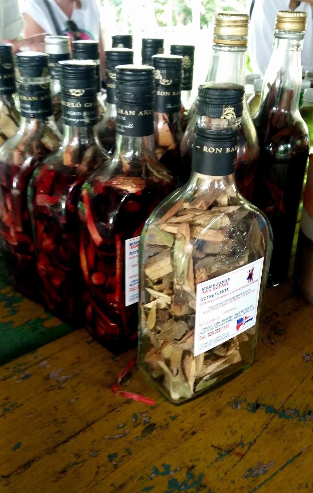 Mamajuana - naturalna Karaibska viagra Dominikana