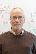 A photo of Arthur Sherman, winner of the Arthur T. Winfree Prize from the Society of Mathematical Biology.