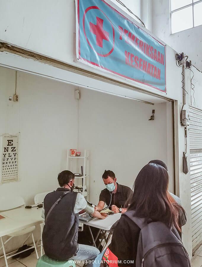 Syarat Test Kesehatan untuk Perpanjang SIM di Layanan SIM Keliling