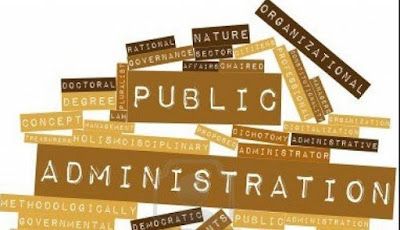 Features of public administration