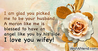 love message for wife from husband
