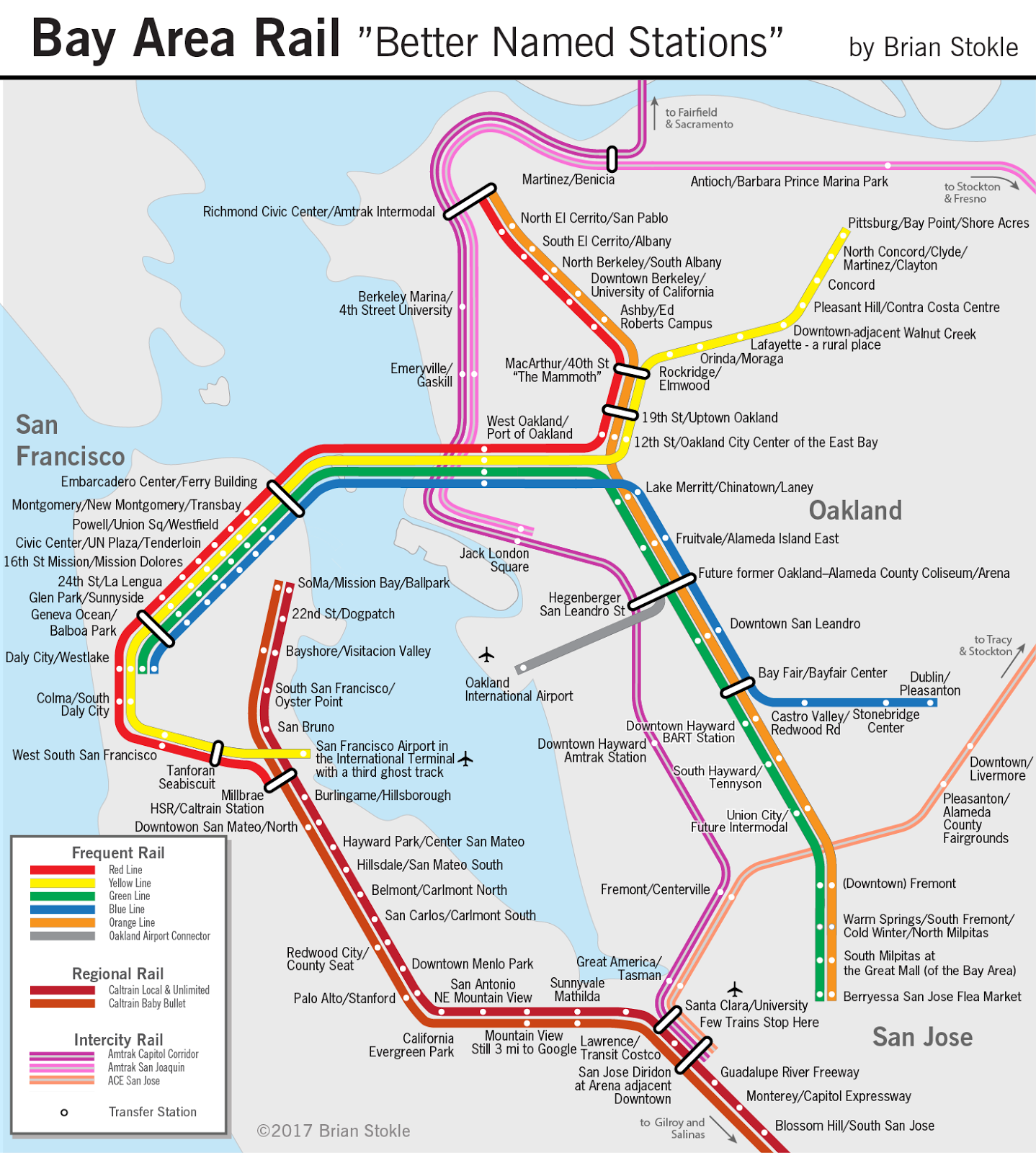 a new map for bart with better names