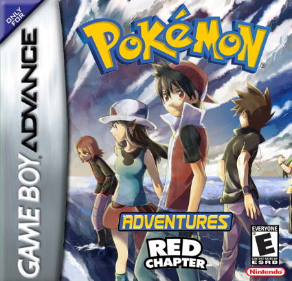 Pokémon Adventures Red Chapter ROM GBA