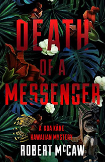 Book Review and GIVEAWAY: Death of a Messenger, by Robert McCaw {ends 1/13}