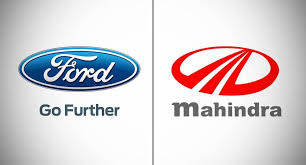 Ford and Mahindra will form a joint venture.