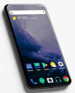 ONE PLUS OXYGEN ICON PACK HD v11.8 [Patched] Apk