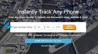 Track Any Phone