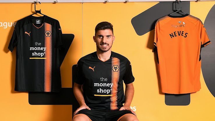 19c80e88112 Wolves 17-18 Home & Away Kits Released - Footy Headlines