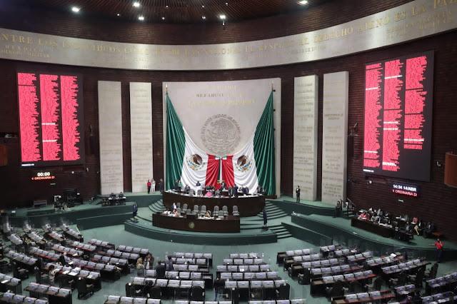La Cámara de Diputados aprobó, en lo general, el dictamen que reforma la Ley de Hidrocarburos