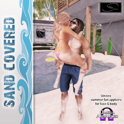 Sand Covered Appliers @ Stellar